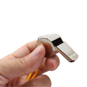 KIT DE SURVIE iportan® Nouvelle sécurité Whistle & Longe métal S