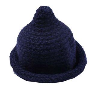 COUVERTURE - PLAID Mignon Fisher pointu enfants tricoter resile hiver e62c9e0b5d0