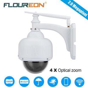 CAMÉRA IP FLOUREON SD17W Caméra IP Caméra de Securité 1080P