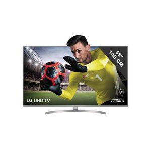 Téléviseur LED TV LED plus de 52 pouces LG - 55 UK 7550 • TV LED