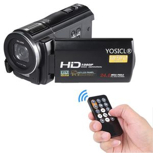 CAMÉSCOPE NUMÉRIQUE 16x zoom 24MP appareil photo numérique caméscope 3