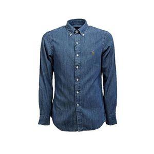Polo ralph lauren chemises hommes - Achat   Vente pas cher aef5f391a788