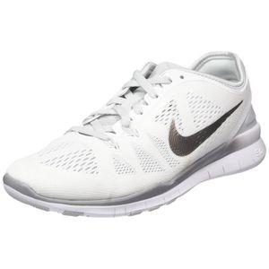 buy popular 0a0ff c8642 Nike Women s Free 5.0 Tr Fit 5 Fabric Running Shoe VUJ9E Taille-37 1-2