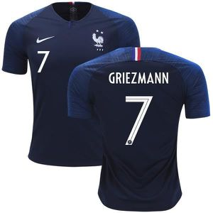 MAILLOT DE FOOTBALL Authentique Maillot Equipe de france Griezmann 7
