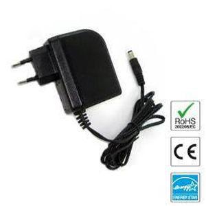 ALIMENTATION - BATTERIE Chargeur 9V pour Processeur d'Effets Zoom 1202
