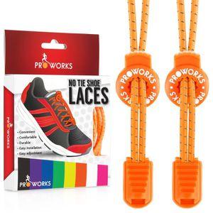 LACET  Proworks Lacets Sans Laçage Elastique Lacets Pour