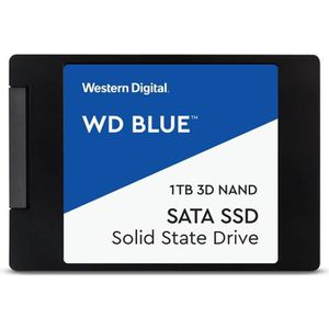 DISQUE DUR SSD WD Blue™ - Disque SSD Interne - 3D Nand - 1To - 2.