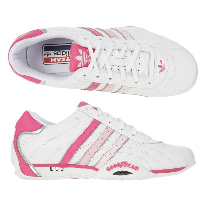 more photos 24815 82091 ADIDAS Chaussure Adi Racer Low Femme