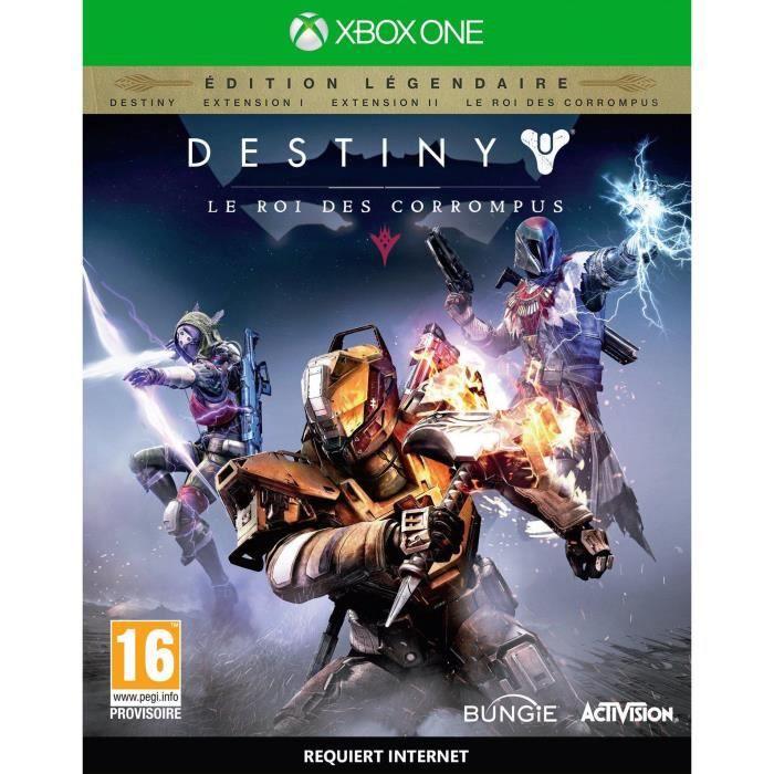 Destiny édition légendaire - Jeu Xbox One