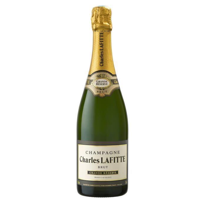 Charles lafitte grande réserve champagne 75 cl