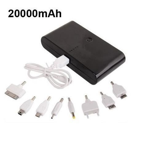 chargeur batterie telephone externe