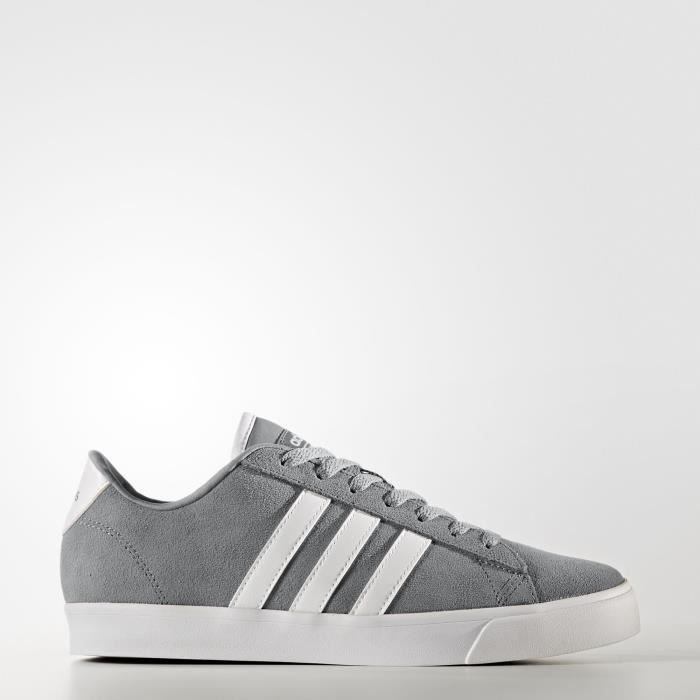 ADIDAS NEO Baskets Daily QT Chaussures Femme Gris - Achat ...