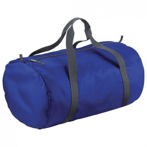 Bagbase - Sac de voyage (20 litres) (Taille unique) (Bleu marine/Rouge classique) slKJRhan0