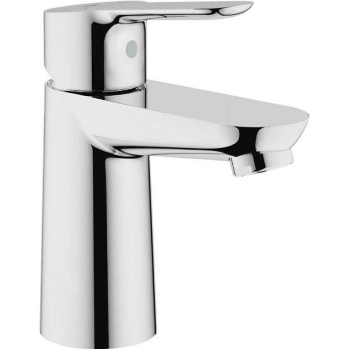 Robinet mitigeur de lavabo Grohe modèle BauEdge