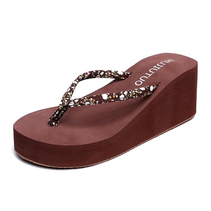 Pantoufles chaussons femme Tongs Sandales été MODE Rz1HwaPQeq