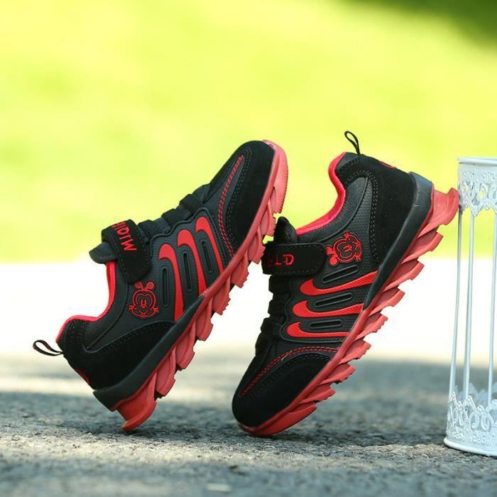 Chaussure Basket enfants,sport à l'extérieur de chaussure pour , garçons et fillesgarçons les chaussures de loisirs de la
