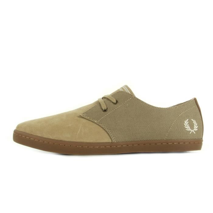 Baskets Fred Perry Byron Low Suede 9lTcnF4
