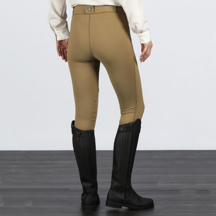 Derby House Pro Riding Tights with Zips Riding Breeches