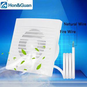 HonGuan 4 Ventilateurs Extracteur DAir Pour Salle De Bain