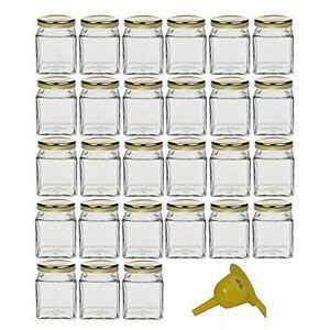 petit pot verre avec couvercle achat vente petit pot verre avec couvercle pas cher cdiscount. Black Bedroom Furniture Sets. Home Design Ideas