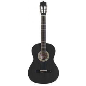 GUITARE STAGG Guitare Classique Modèle 4/4 Noir