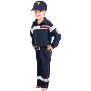 DÉGUISEMENT - PANOPLIE Déguisement de pompier pour enfant comprenant : un