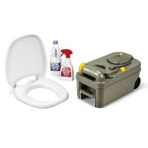 NETTOYAGE WC Pack rénovation toilettes C400