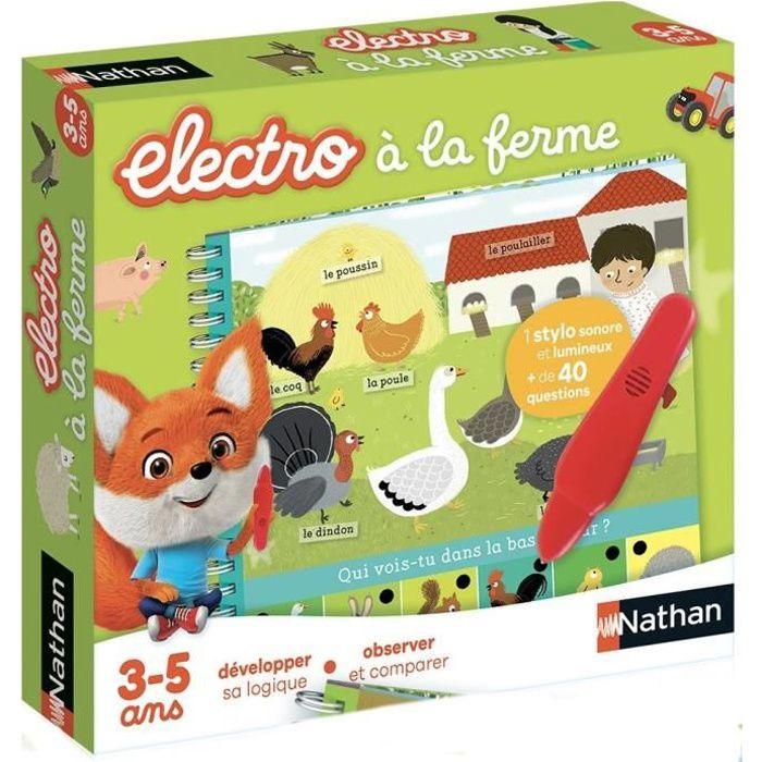NATHAN Petit Electro - A la Ferme