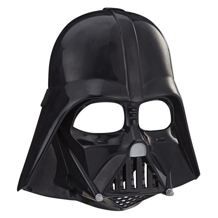 Star Wars L'ascension de Skywalker - Masque Dark Vador - Accessoire de déguisement