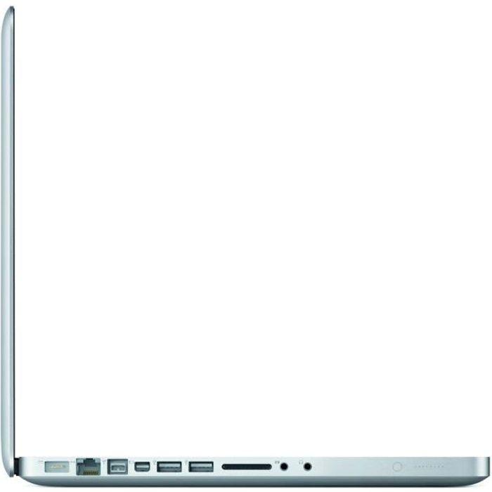 ORDINATEUR PORTABLE Ordinateur portable - MacBook Pro 15.4 pouces A128
