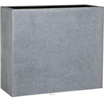 Bac A Fleur Ciment bac fibre de verre et composite teras exterieur claustra l 80 x 30