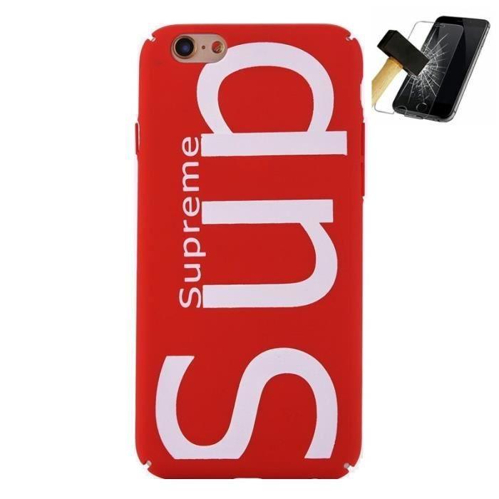 supreme coque iphone 6 plus