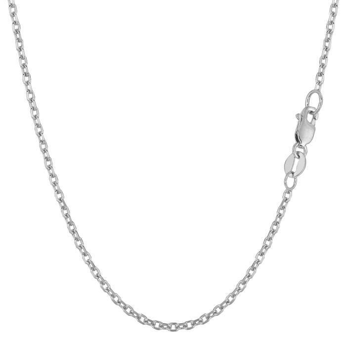 Anneau- 14k or blancLink en , 1,9 mm, 16