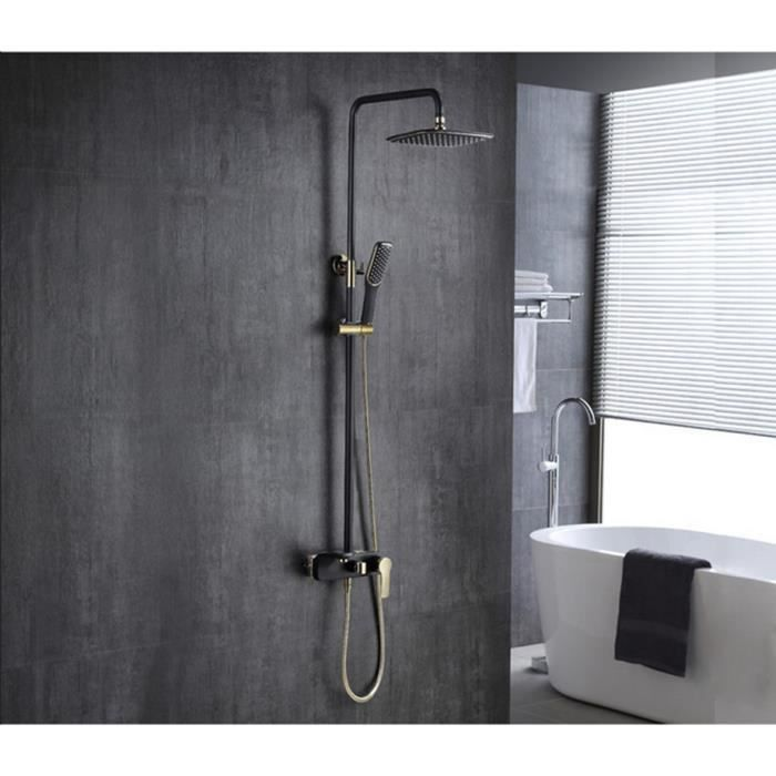 colonne de douche de luxe
