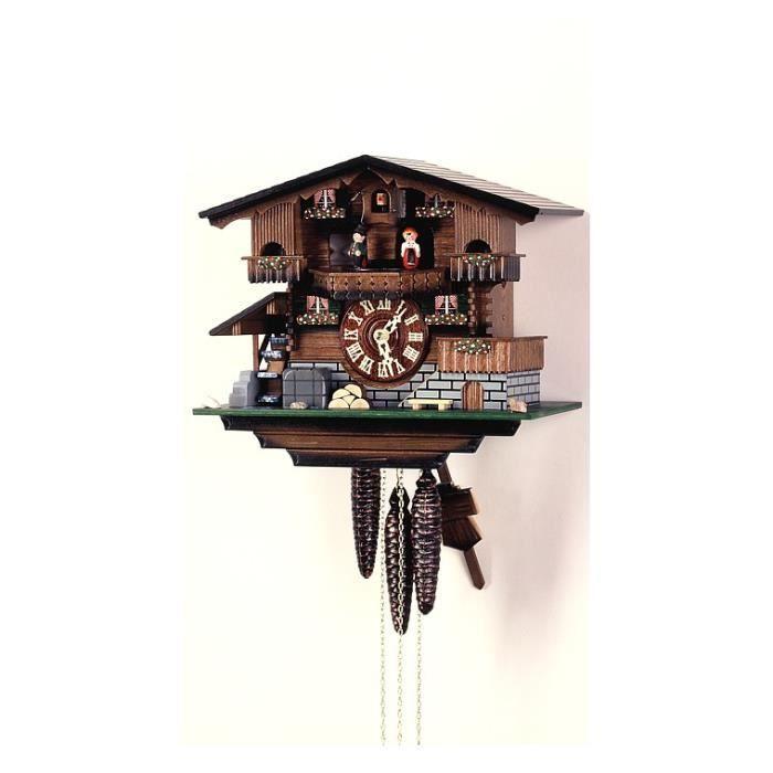 decoration maison suisse - pendule coucou maison suisse achat vente horloge