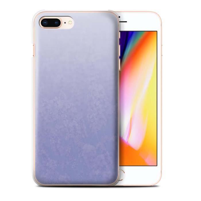 coque iphone 8 plus lavande