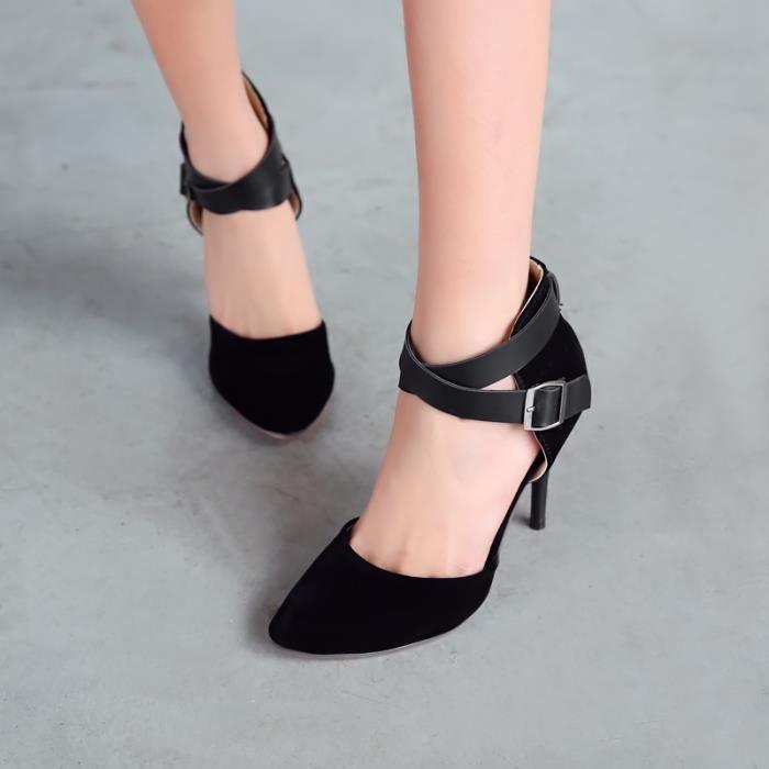 2016 ms. Trois chaussures pointues historiques à talons hauts sexy chaussures pointues chaussures confortables Z1pwhRscde