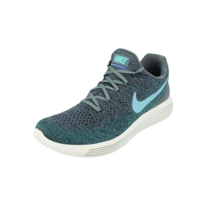 best authentic 70b96 c0bcd Nike Lunarepic Low Flyknit 2 Hommes Running Trainers 863779 Sneakers  Chaussures 404