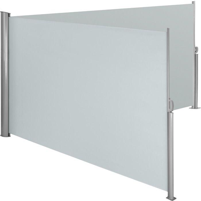 brise vue retractable vertical pour balcon achat vente pas cher. Black Bedroom Furniture Sets. Home Design Ideas