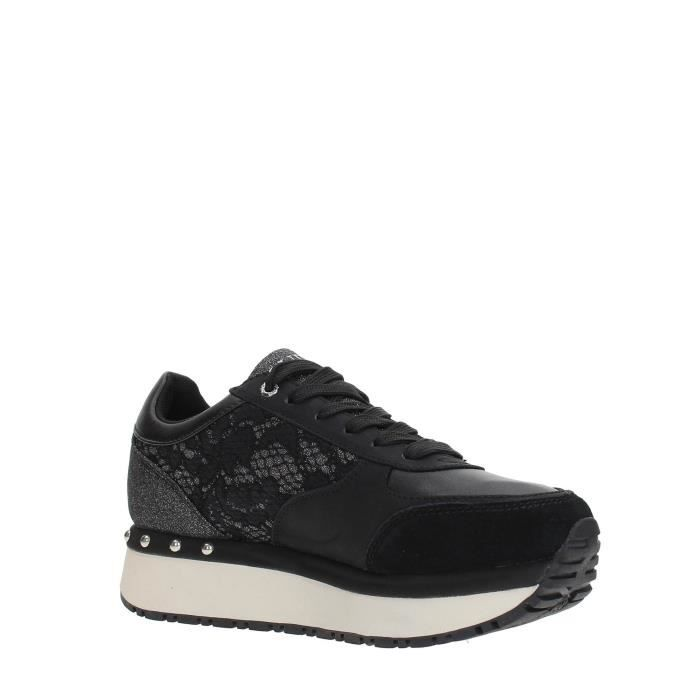 Guess Sneakers Femme BLACK, 40