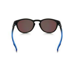 ... LUNETTES DE SOLEIL Lunettes Oakley Latch Sapphire Fade Prizm Sapphire  ... 58ef645258e1