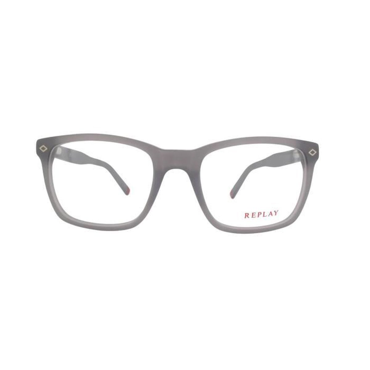 Lunettes de vue homme REPLAY RY111V GREY - Achat   Vente lunettes de ... a03cd36dbab2