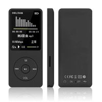 LECTEUR MP3 8 GB 70 heures de lecture MP3 MP4 Lossless Sound M