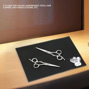 COIFFEUSE Tapis anti-dérapant de coiffeuse d'outil de table