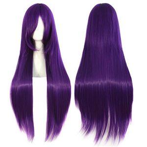 Perruque violette - Achat / Vente pas cher