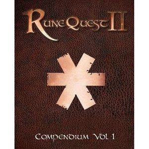 JEU SOCIÉTÉ - PLATEAU Runequest 2 - Compendium Vol 1