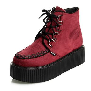 Cher Creepers Chaussure Vente Achat Pas Punk c3FKTl1J