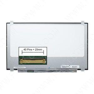 DALLE D'ÉCRAN Ecran dalle LCD LED pour MSI GS73 8RF-026CA 17.3 1