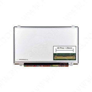 DALLE D'ÉCRAN Dalle écran LCD LED type Samsung LTN140AT27-L01 14