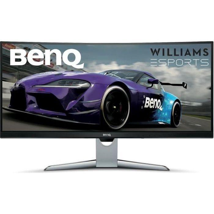 BenQ EX3501R (incurvé) - Ecran Gamer Incurvé 35\
